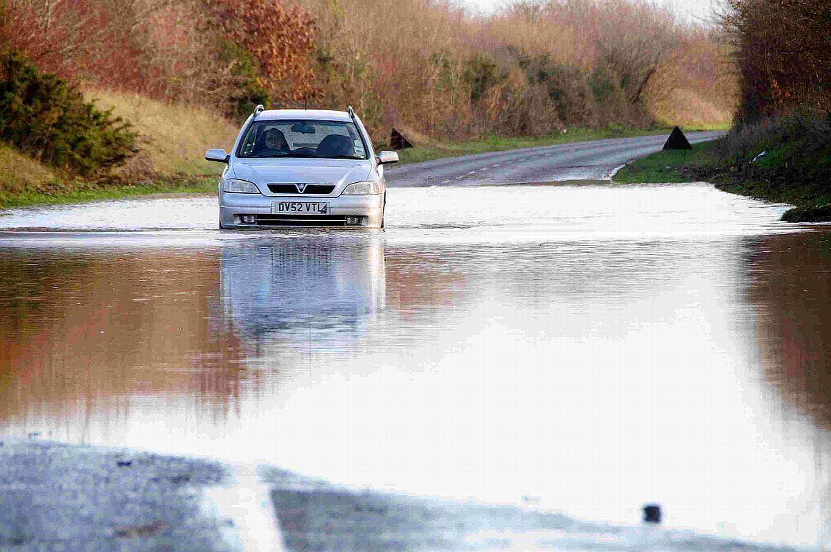 UPDATE: Roads closed and county on high alert as more flooding expected