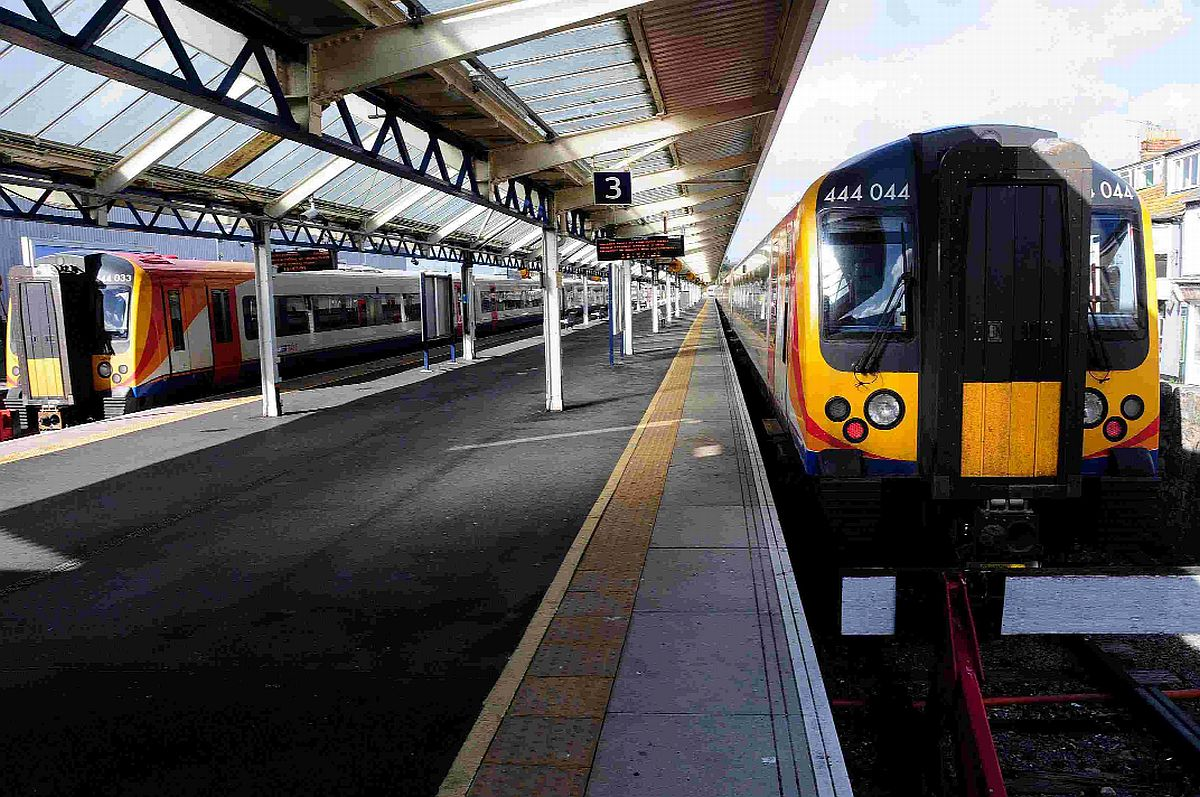 Passengers facing rail disruption