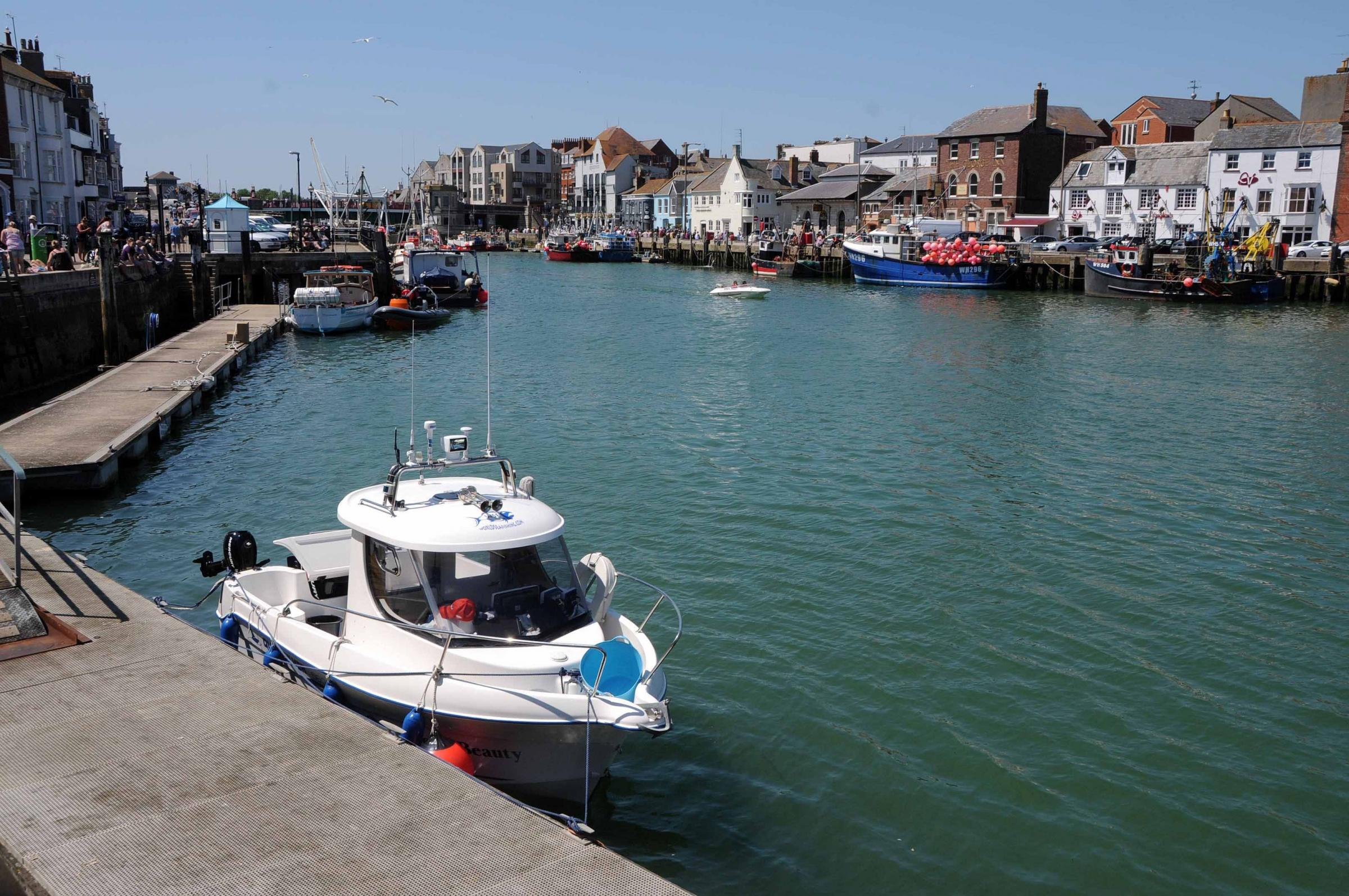 Frozen fees make Weymouth harbour 'one of the cheapest' on south coast