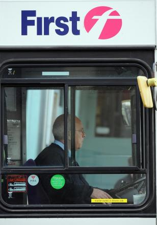Bus drivers to strike on Monday
