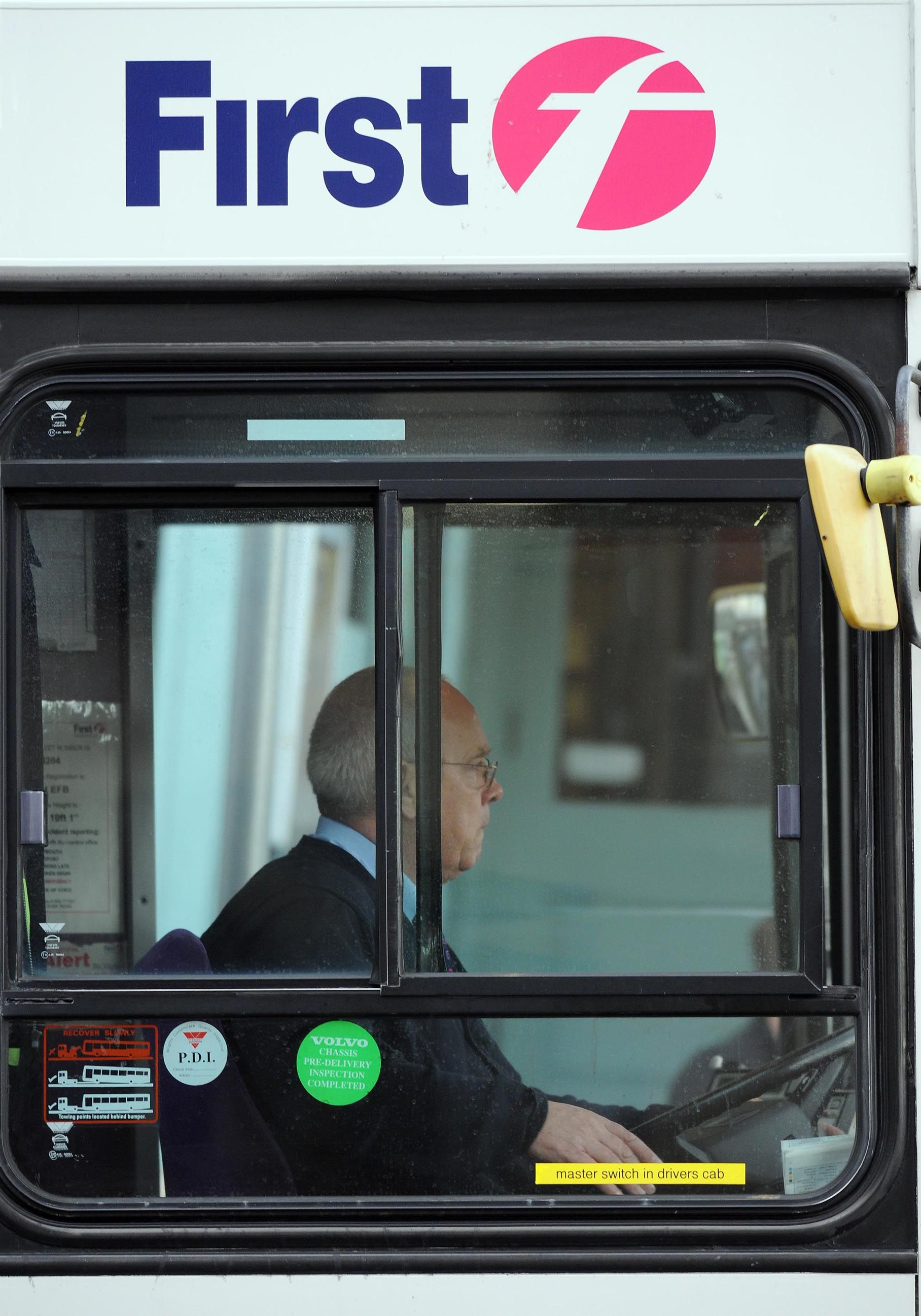 Talks held following bus driver strikes