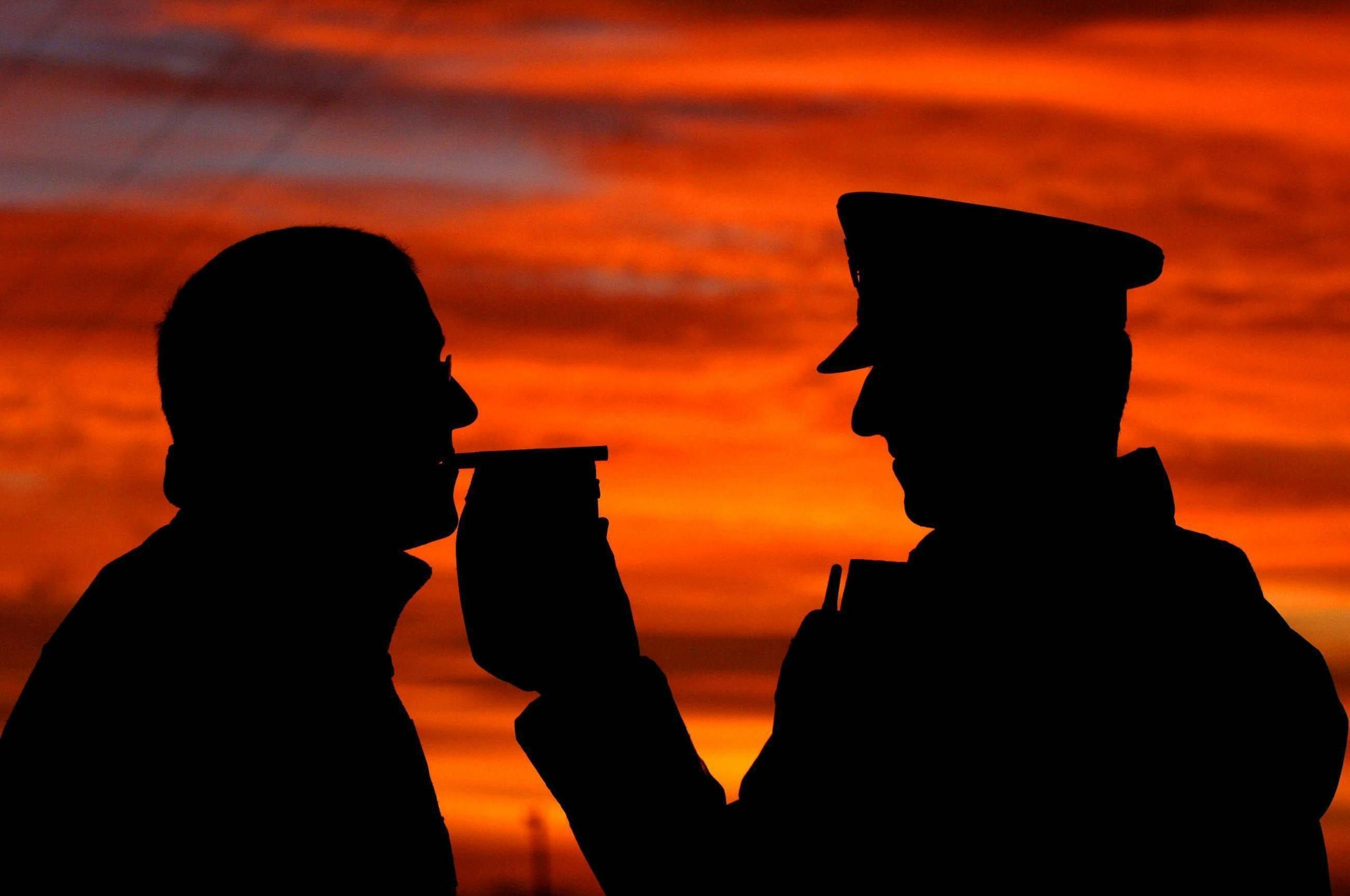 Police warn motorists in anti-drink drive campaign