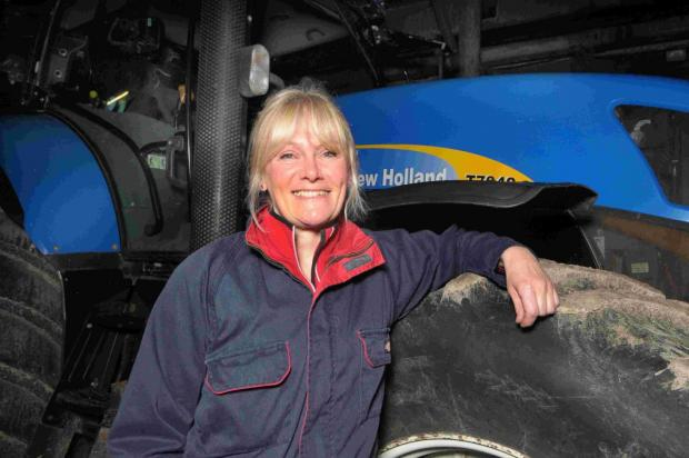Dorset Echo: Field of dreams for Judi as she joins shortlist to find Britain's Sexiest Farmer