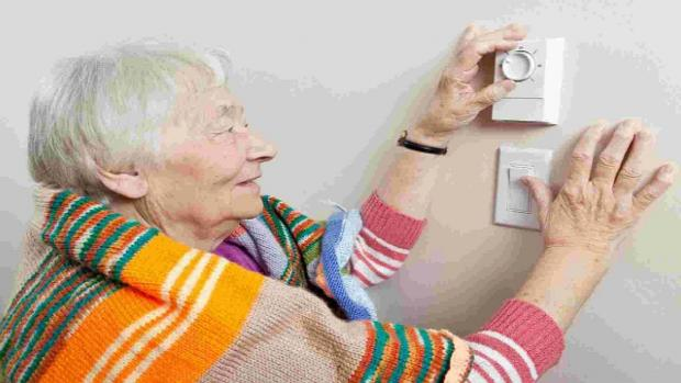SWITCH ON:  The Surviving Winter Appeal helps those who find themselves in difficulty in the harsh winter months