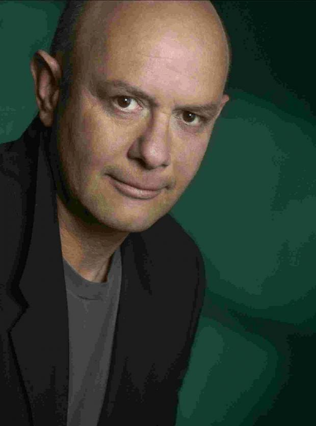 Dorset Echo: Best-selling author Nick Hornby