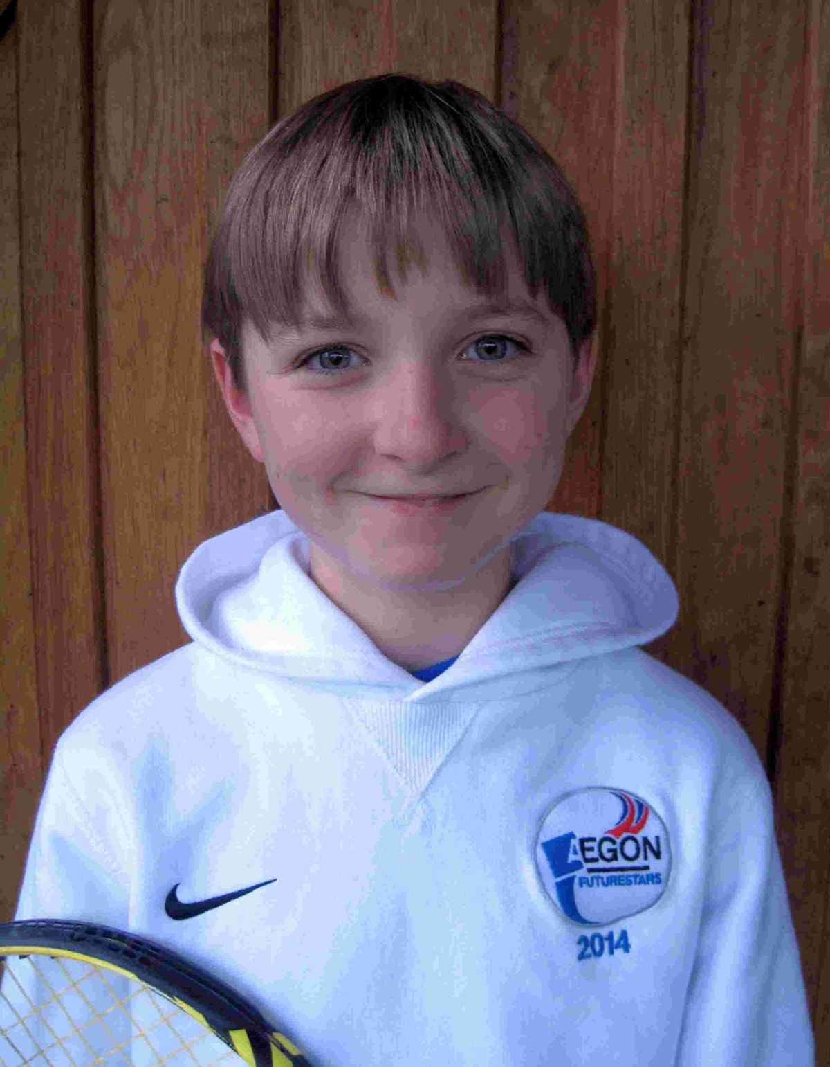 UP AND COMING: Alex Knox-Jones is part of the Aegon FutureStars programme