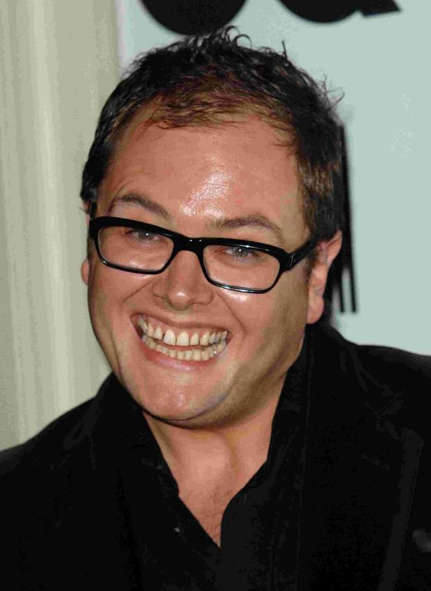 Dorset Echo: TV's Alan Carr's work in progress heads to Dorset