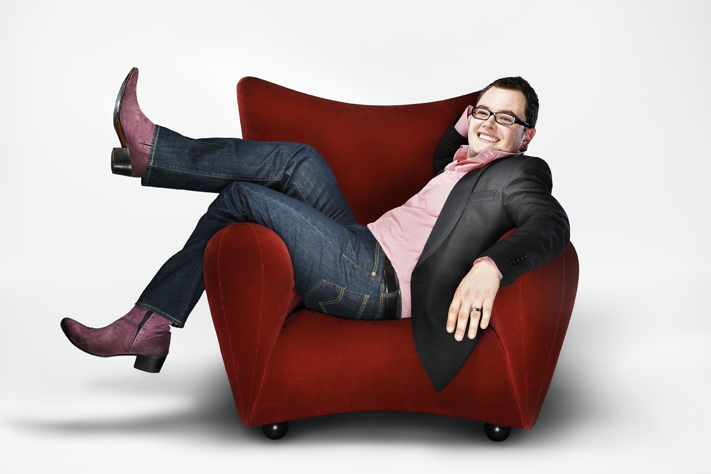 Television comic Alan Carr coming to Dorchester