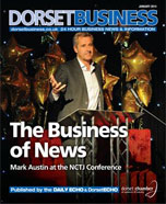 Dorset Echo: Business Dorset January 2013