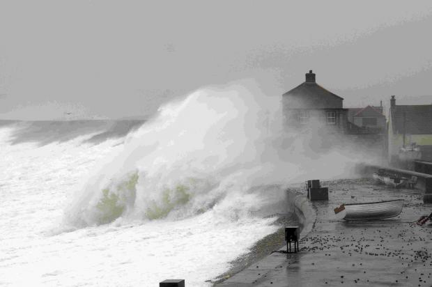 Amber warning in place for more wild weather