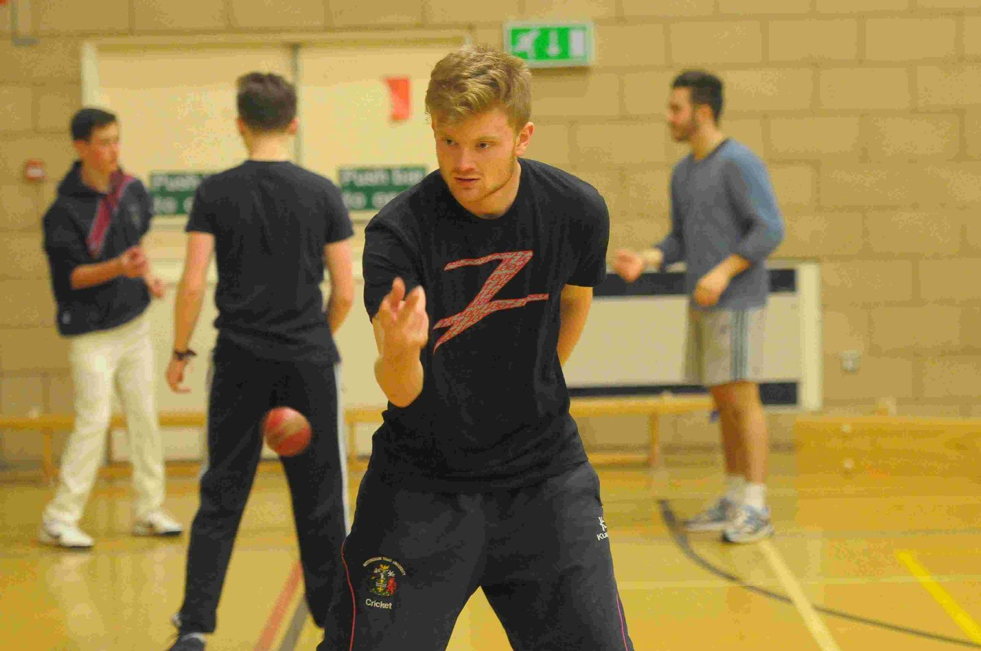 BACK IN ACTION: Weymouth Cricket Club training is up and running