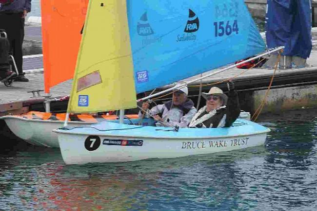 ON THE WATER: Chesil Sailability
