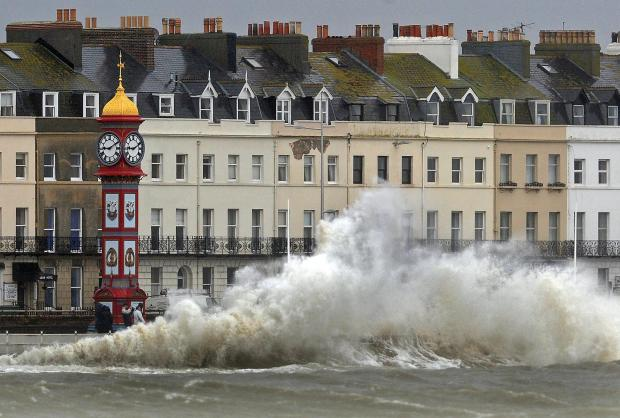 Rest centres prepared as storms close in on Dorset