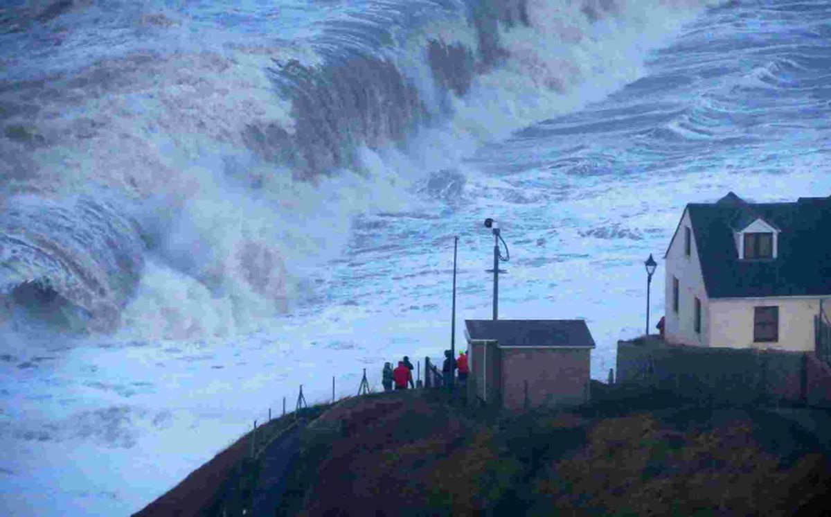STORM CHAOS: Communities count the cost after 80MPH winds batter the Dorset coastline