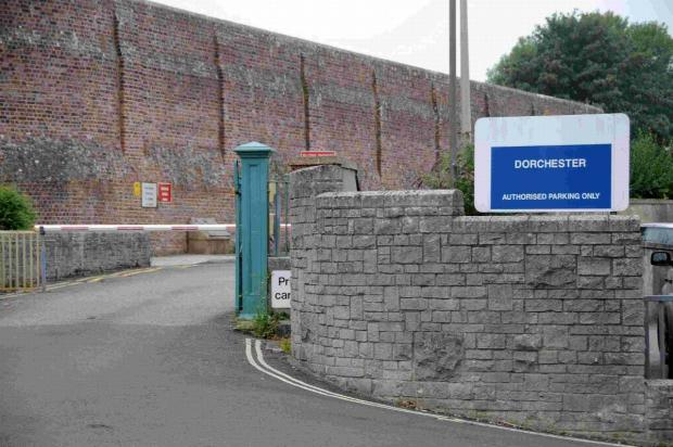 Dorset Echo: CLOSURE: Dorchester Prison