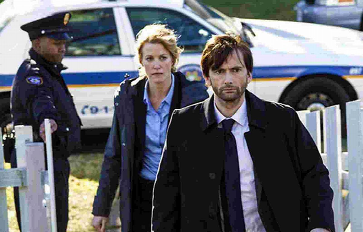 Broadchurch is a hit on screens around the globe