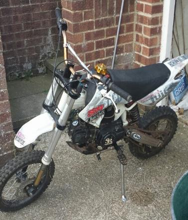 Police appeal after Weymouth motorbike theft