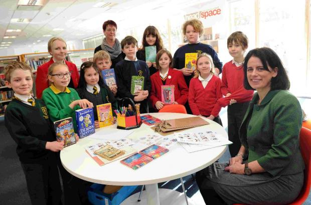 CHAMPIONS: Launch of the Dorchester Area Schools Partnership reading group