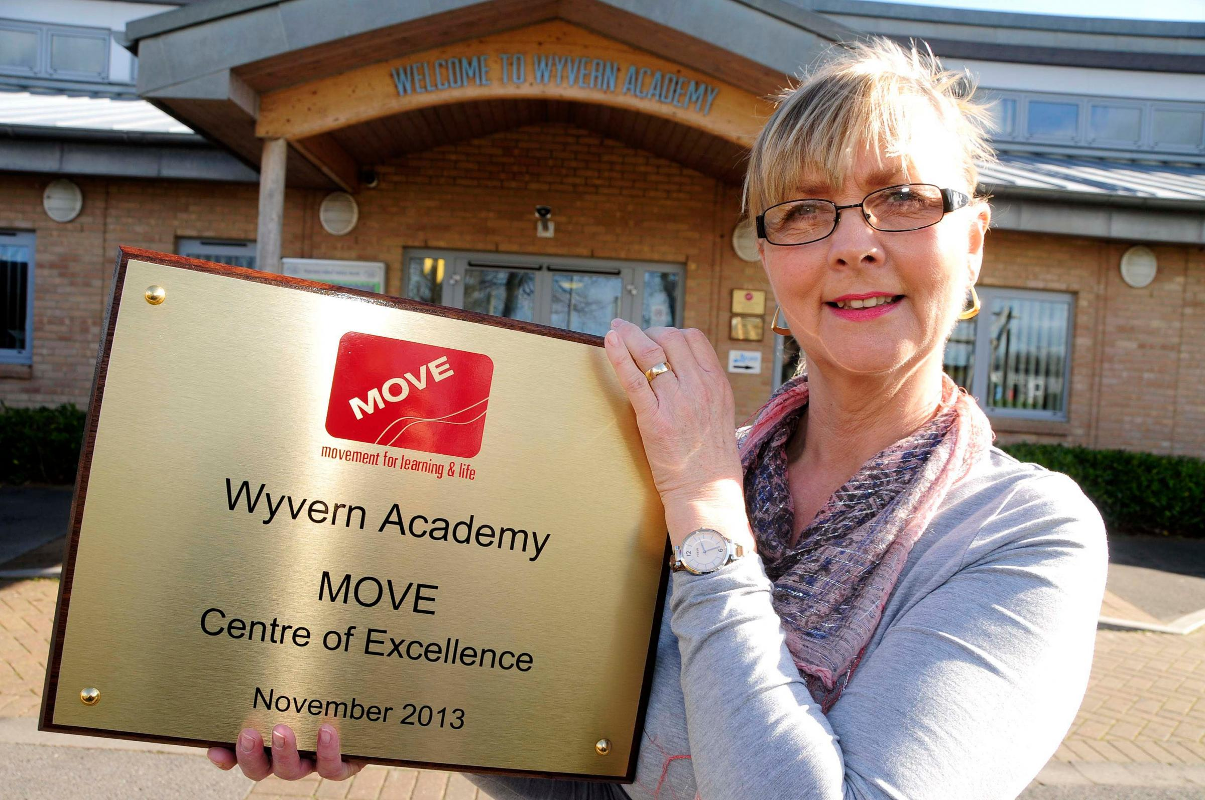 Weymouth school awarded MOVE accreditation