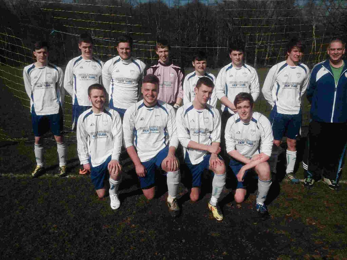GOOD TIMES: Portland Town Under-18s