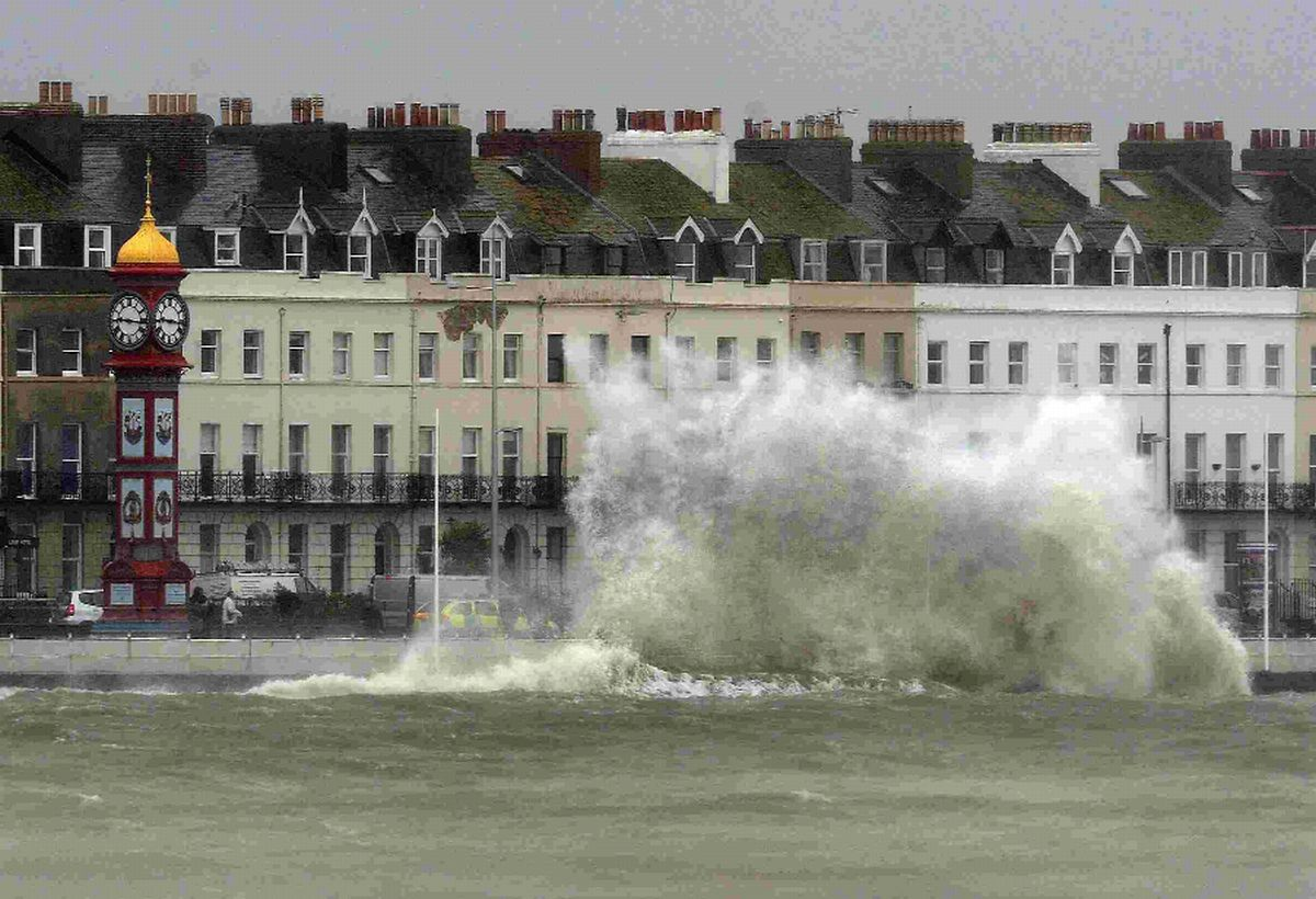 Action call on flood risk