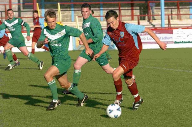 TERRAS' RETURN: Ashley Staines