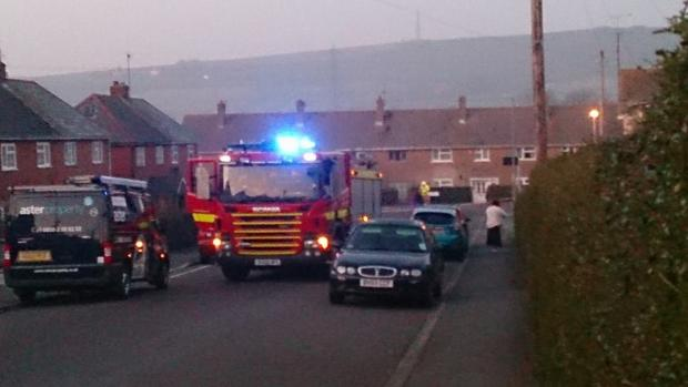 Road closed after electric cable incident in Littlemoor, Weymouth