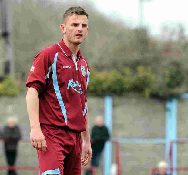 WEYMOUTH RETURN: Jamie Richards