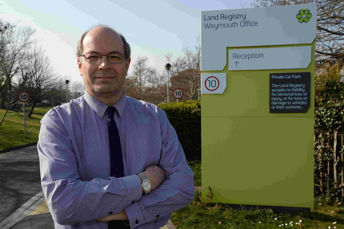 'VULNERABLE' Andy Woodgate, PCS branch chairman at Weymouth Land Registry