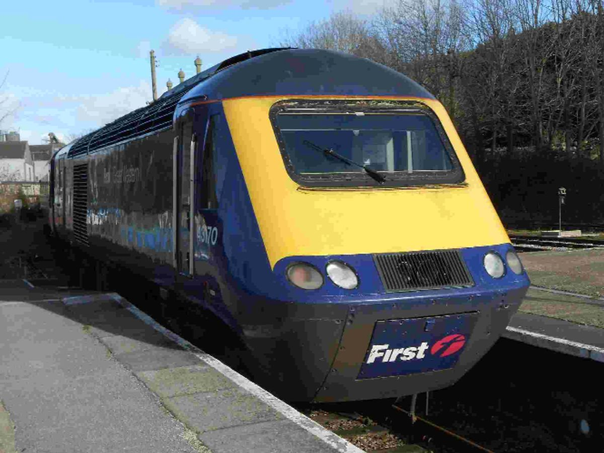 All aboard for new high-speed train service between Bristol and Weymouth