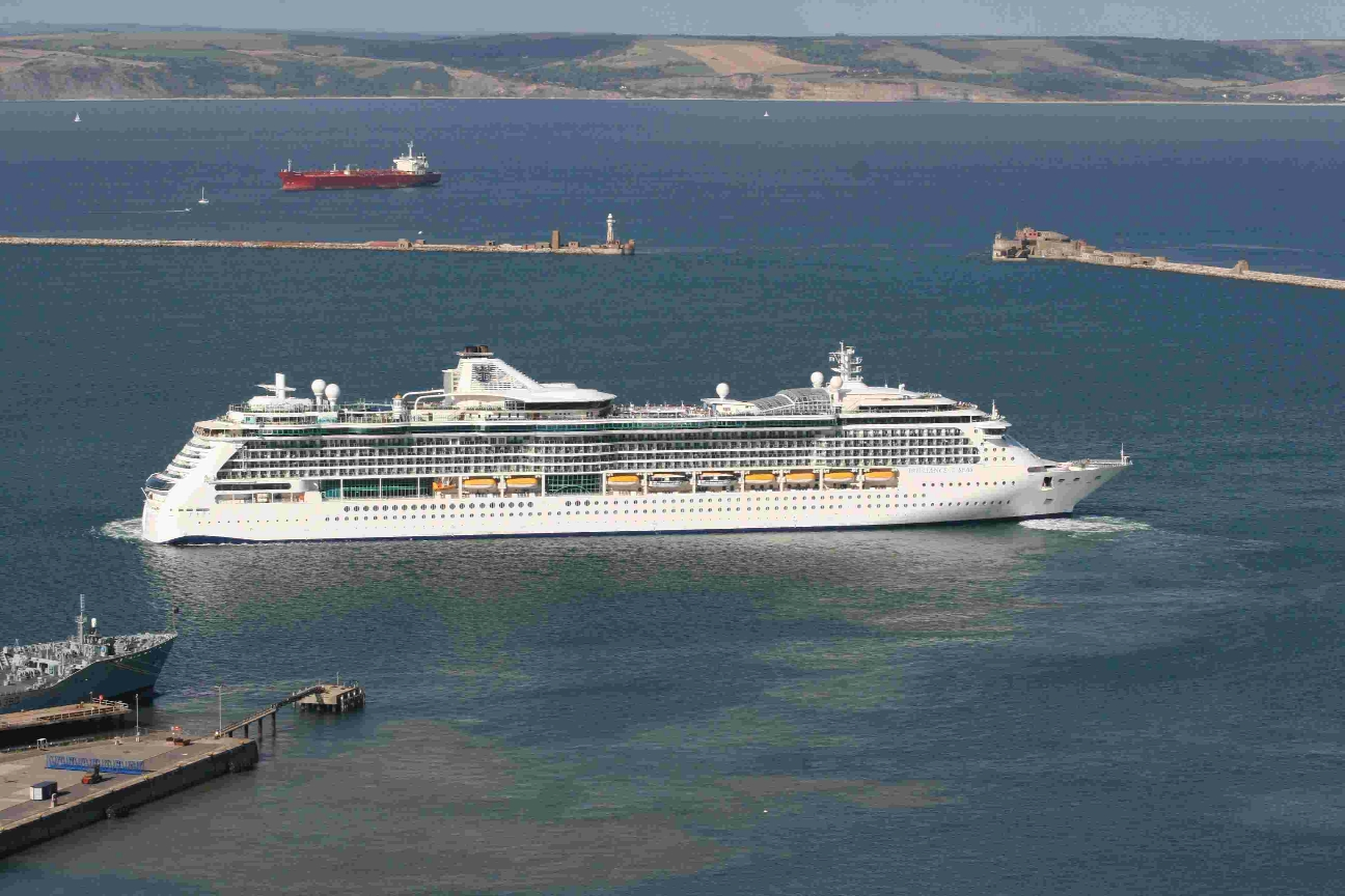 Berth of a bright future: Portland port expands to cater for cruise ships