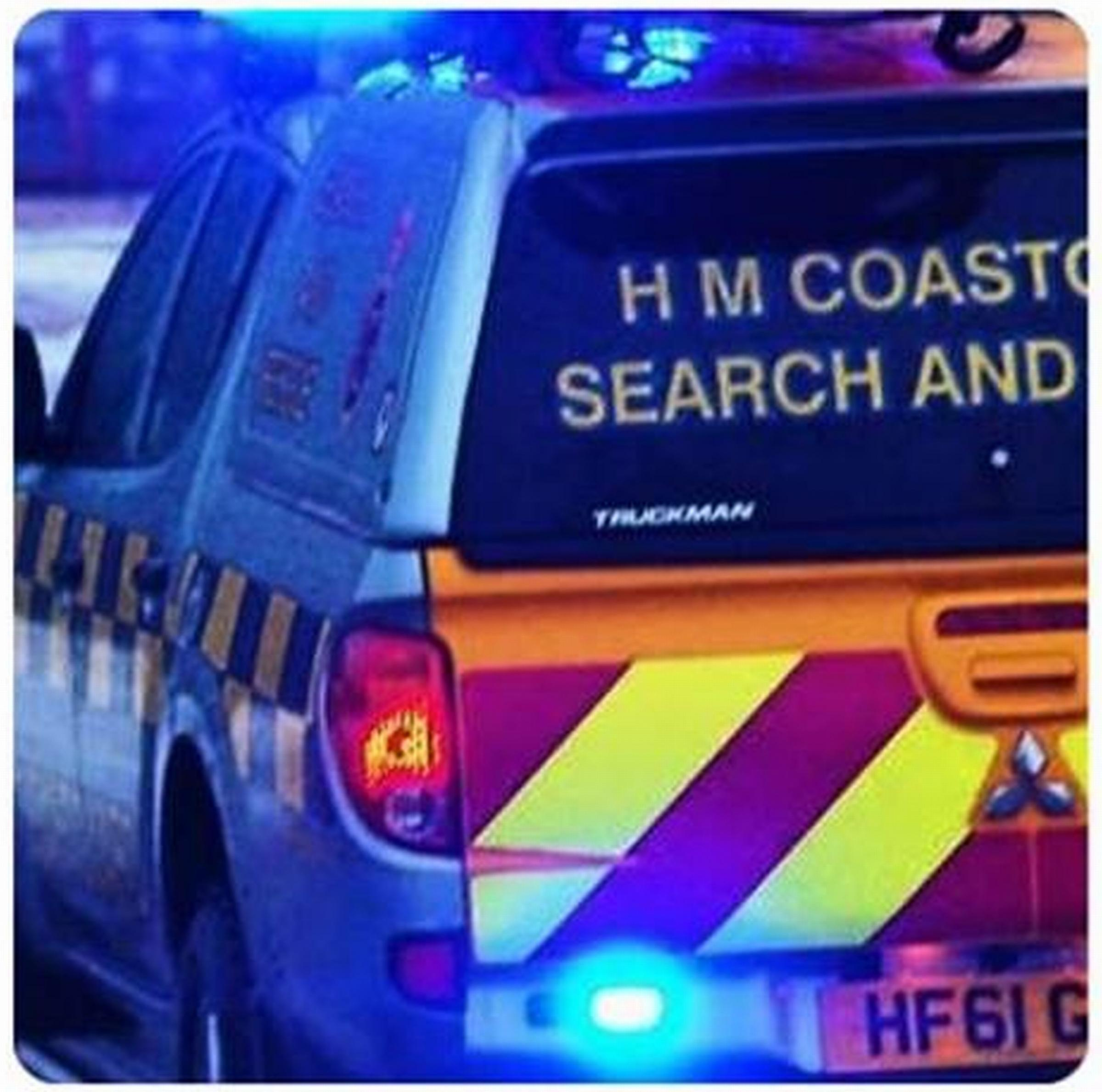 COASTGUARD ROUND-UP: Men thrown in sea after dinghy collides with ferry