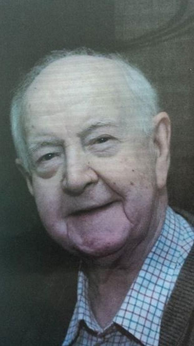 Dorset Echo: Vincent Grey, 83, who has now been found safe and well
