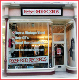 Rose Red Records
