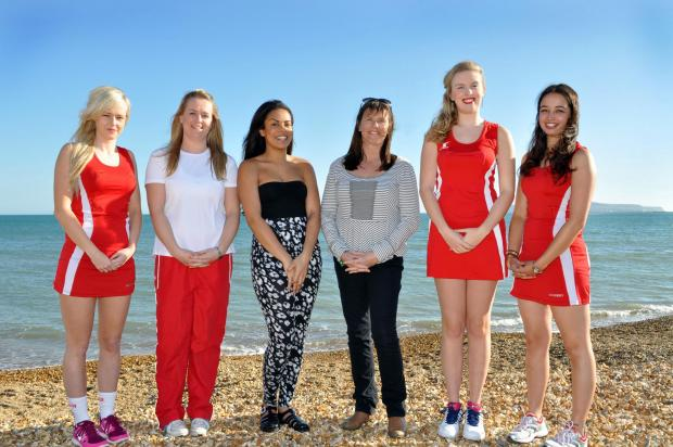 Weymouth netball team to host charity fashion show