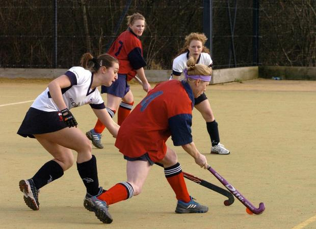 STRONG DEFENDING: Berni John