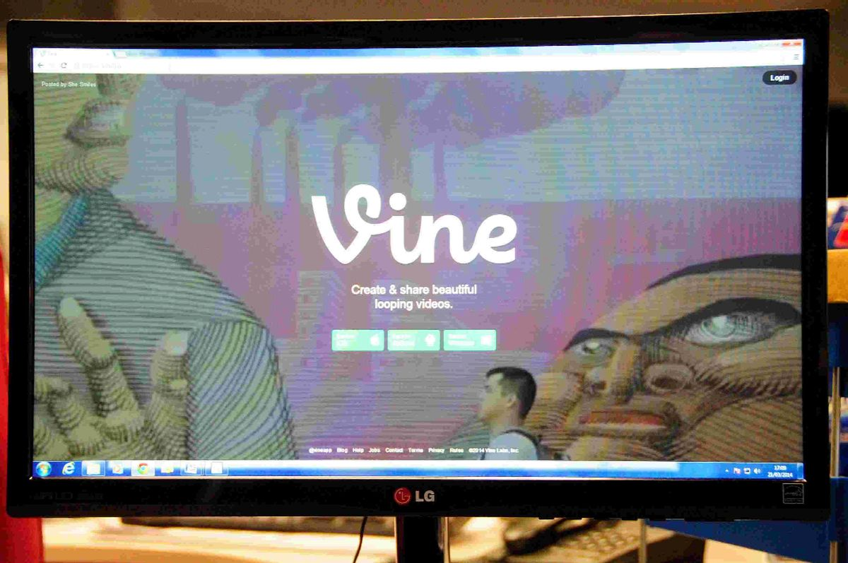VOICES: Timely warning of the creeping menace that is 'Vine'