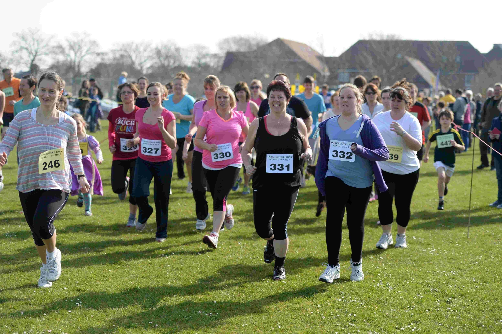 Dorchester and District Lions Club Fun Run