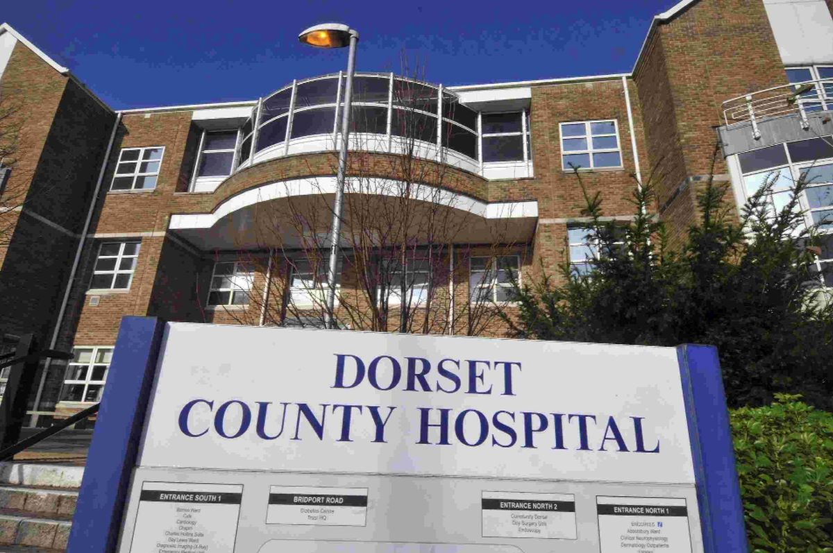 Dorset County Hospital's new acting chief executive named
