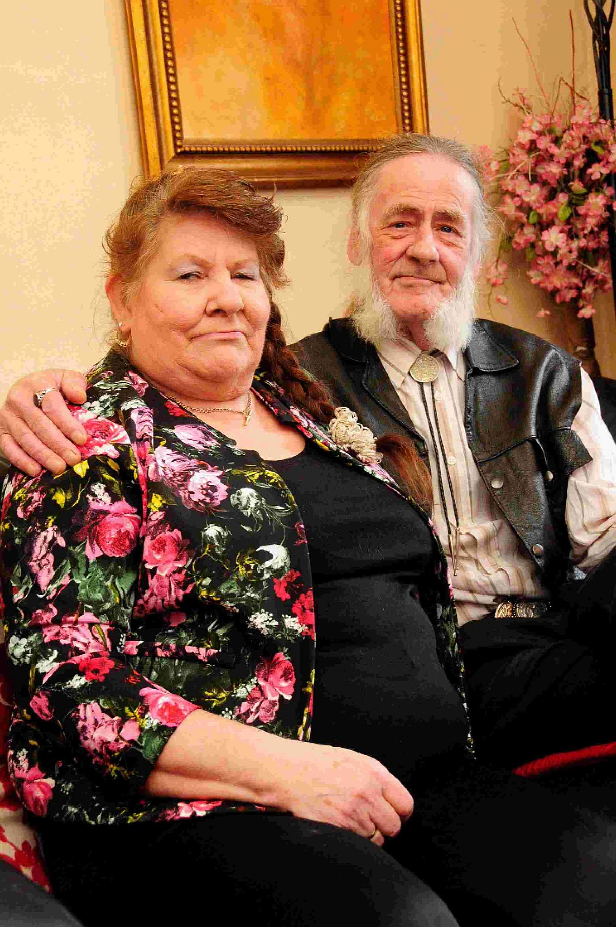 'DISGUSTED': Alan and Sandy Horwood