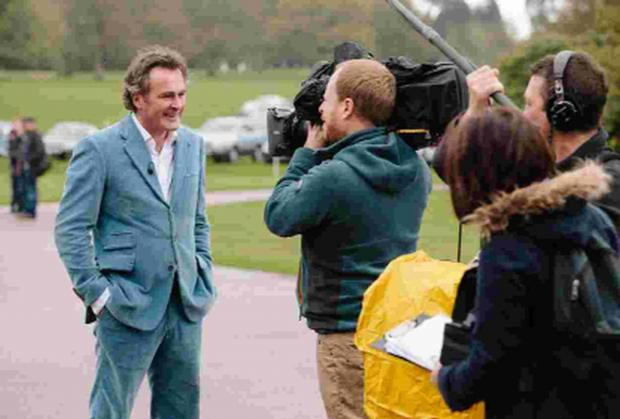 HIDDEN GEMS: Flog It presenter Paul Martin and the team will be coming to Lulworth Castle on May 8