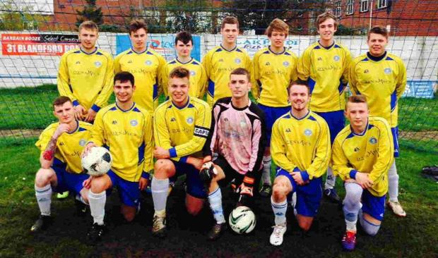 RELAXED: Portland Town Under-18s