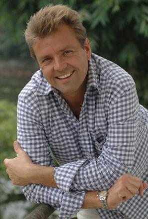 COMING TO WEYMOUTH: Martin Roberts