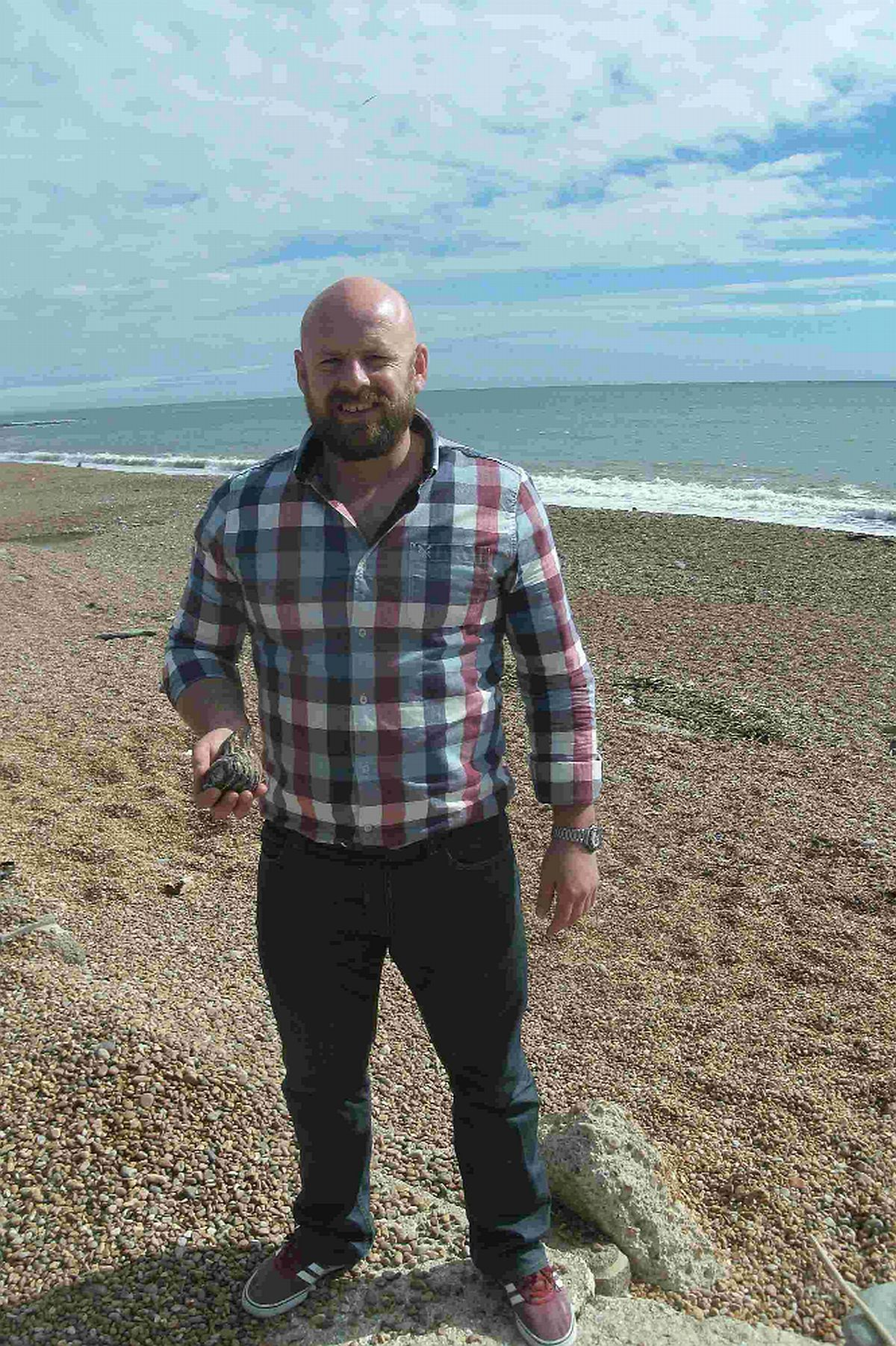 Rare mammoth tooth found on Seatown beach