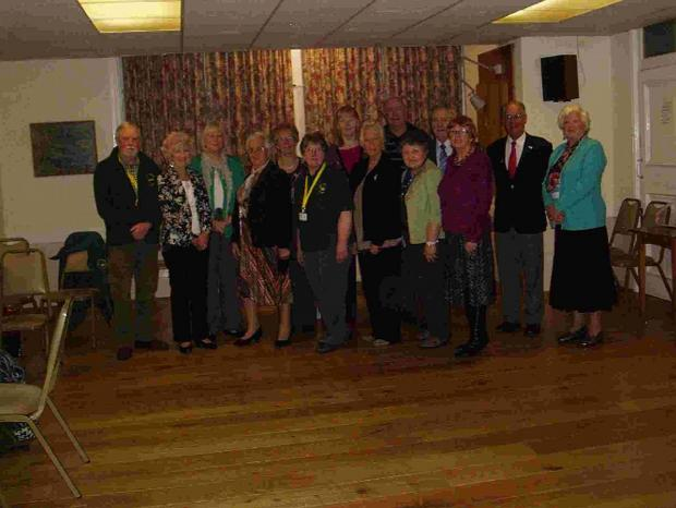 Weymouth Moose Ladies Circle raise cash for charities