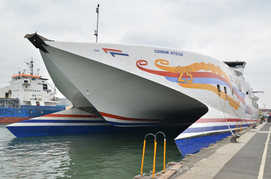UPDATE: Battle goes on to keep Condor Ferries in Weymouth