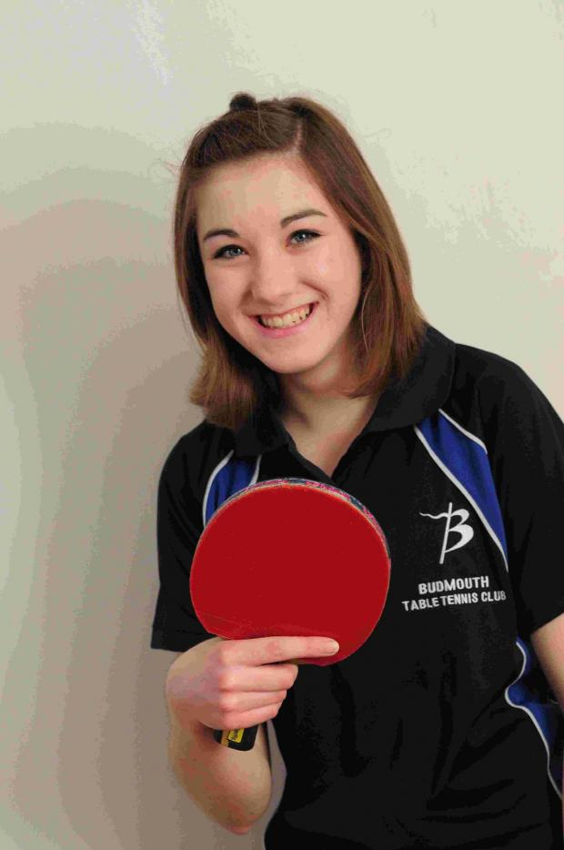 Dorset Echo: FINALS FORAY: Lily Cherry