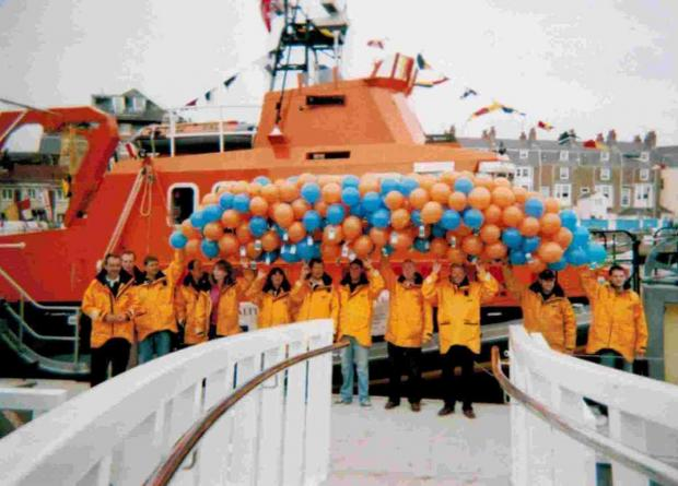Balloon race back for RNLI