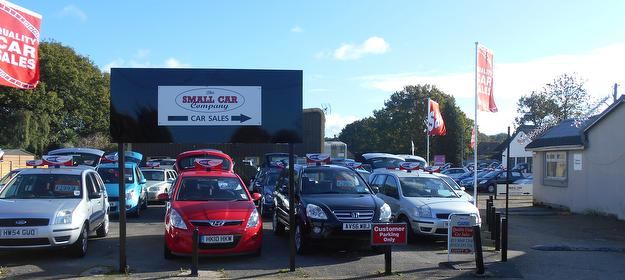 The Small Car Company