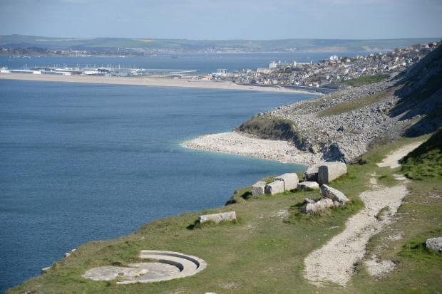 Dorset Echo: Human remains discovered at Portland cliffs